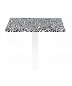 Tablero de mesa Werzalit Alemania, PIAZZA 102, 80 x 80 cms*