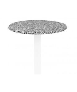Tablero de mesa Werzalit Alemania, PIAZZA 102, 60 cms de diámetro*.