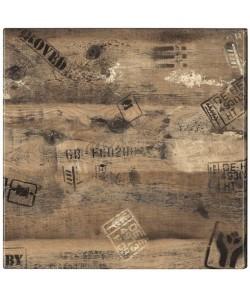 Tablero de mesa Werzalit, EX WORKS 122, 80 x 80 cms*