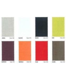 Carta de colores tejido Michigan (Grupo Especial) para marca PR - 1 -