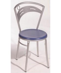 Silla de hostelería CIBEL, color a elegir, asiento werzalit.