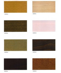Tablero de mesa de madera, de 60 cms.de diámetro -Color a elegir -