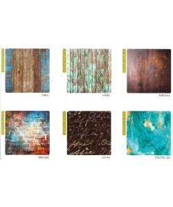 Carta de colores de werzalit INDOOR GRUPO B para marca PR-1