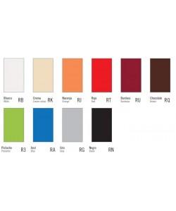 Carta de Colores de Polipropileno para marca PR - 3 -