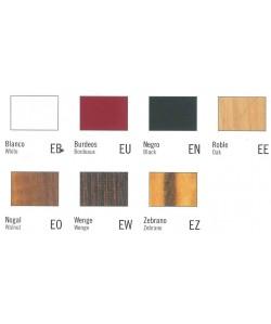 Carta de colores estratificado para marca PR - 3 -