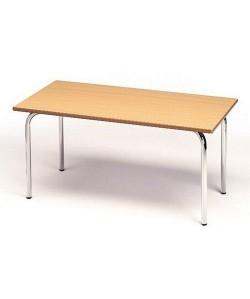 Mesa rectangular 207, de 110X55 cms, altura 54 cms.