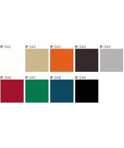 Colores polipropileno GAMA 540