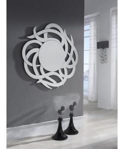 Espejo MELK de pared, cristal 120X119,5 cms