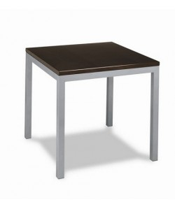 Mesa de hostelería Rf. 3154135, aluminio, tapa compact a elegir.