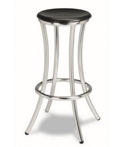 Taburete Rf. 3155715, aluminio, asiento SM