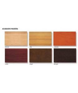 Colores madera PR9
