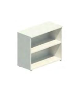 Armario bajo con estante, 93x42,5x77,6 cms. Color a elegir.