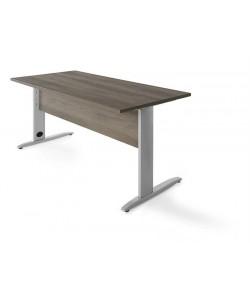 Mesa recta de 140x80 cms. Color a elegir.