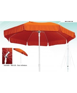 Parasol aluminio 2 metros de diametro - BASIC