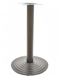 Base de mesa EBRO, negra, 43*72 cms