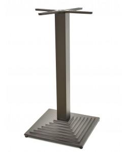 Base de mesa ELBA, negra, 44*44*72 cms