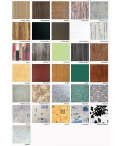 Carta de colores de werzalit grupo 1 para marca PR-1