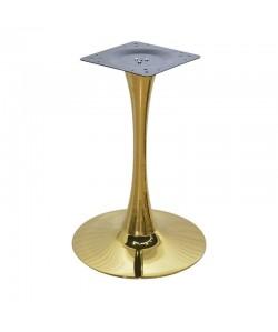 Base de mesa TULIP, blanca, 50*70 cms