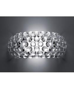 Lámpara ITALICA, aplique, diseño, acrílico transparente