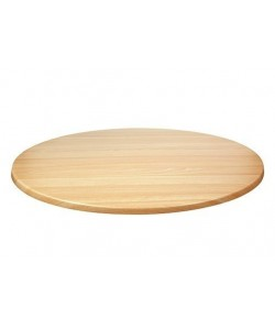 Tablero de mesa Werzalit-SM, HAYA 19, 70 cms de diámetro*.