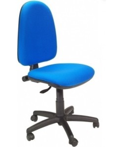 Silla de oficina PRE50, tejido A20 azul